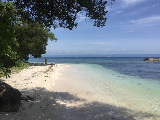 Momo Beach, Panglao, Philippines