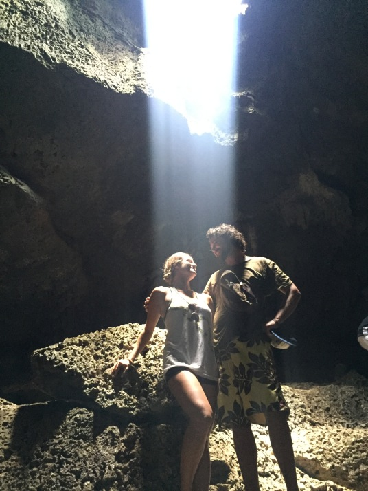 Hinagdanan Cave, Panglao, Philippines