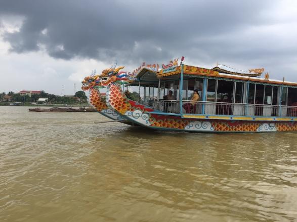 Perfume River, Huế, Vietnam