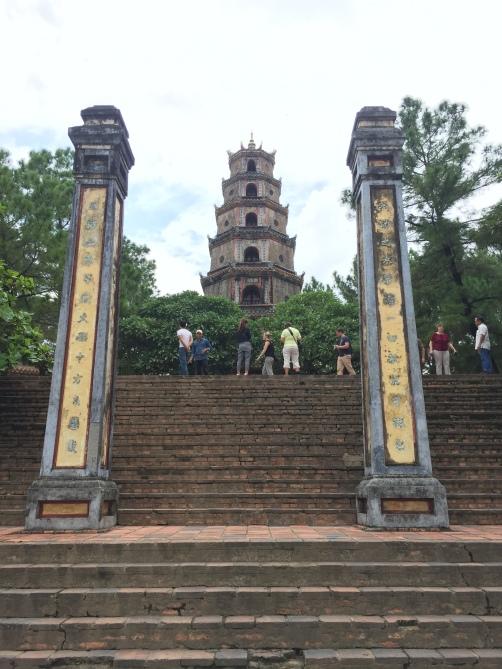 Thiên Mụ Pagoda, Huế , Vietnam