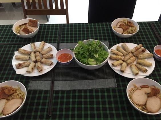 cau lau, Hoi An, Vietnam