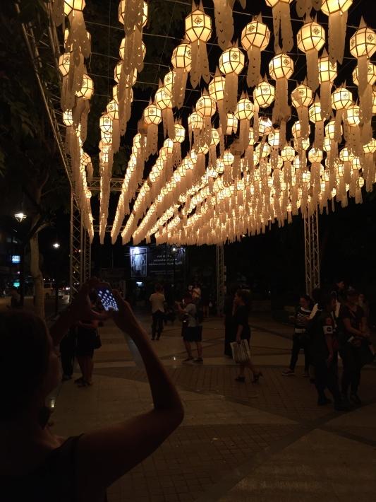 Yee Peng, Chiang Mai, Thailand