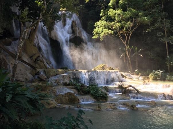 Kuang Si, Luang Prabang, Laos