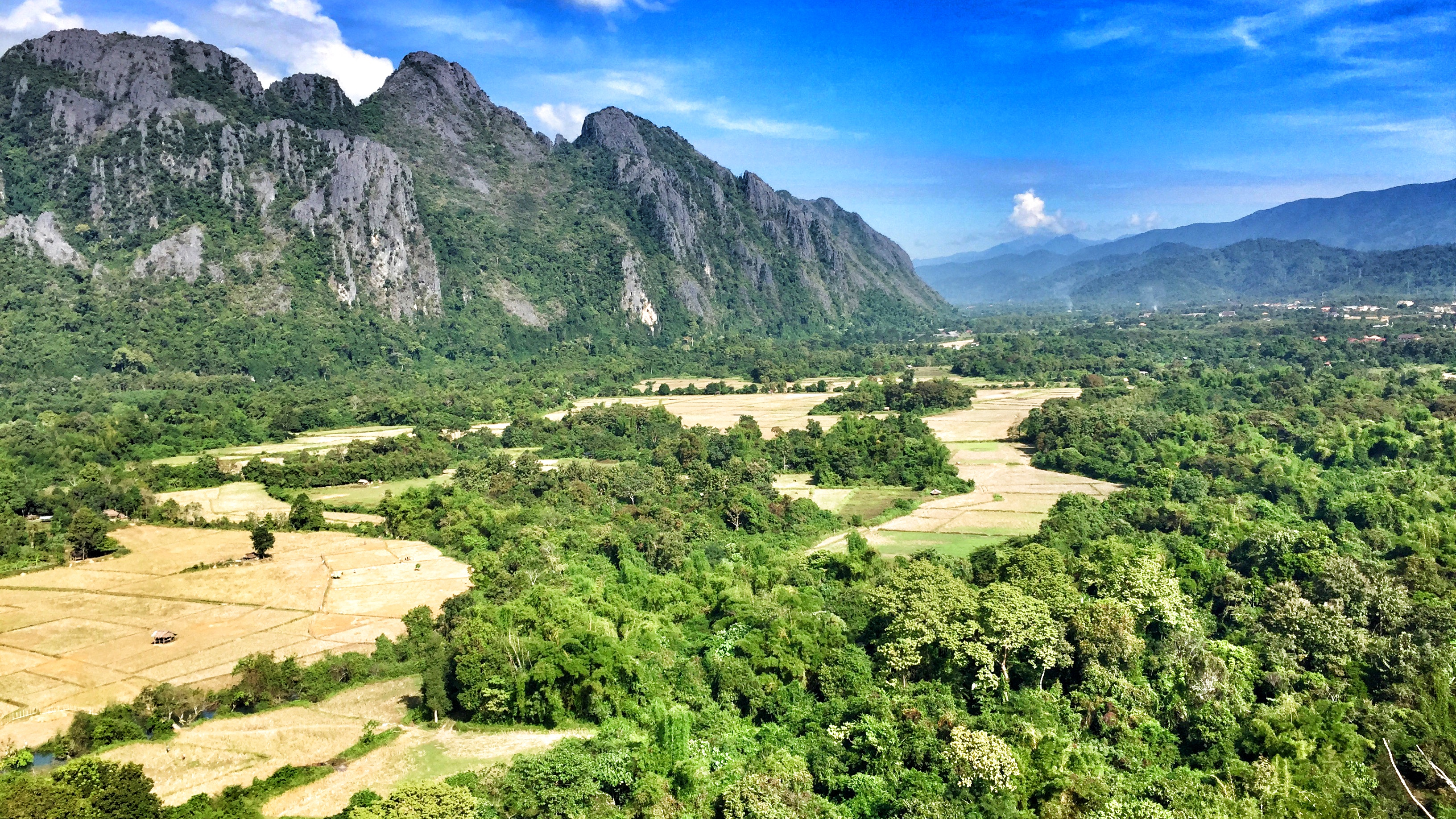 Vang Vieng: Does It Get Any More Gorgeous Than This?!