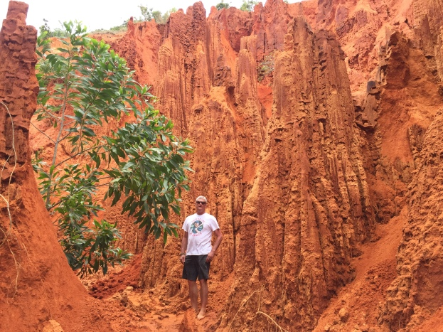 Red Canyon, Mui Ne, Vietnam