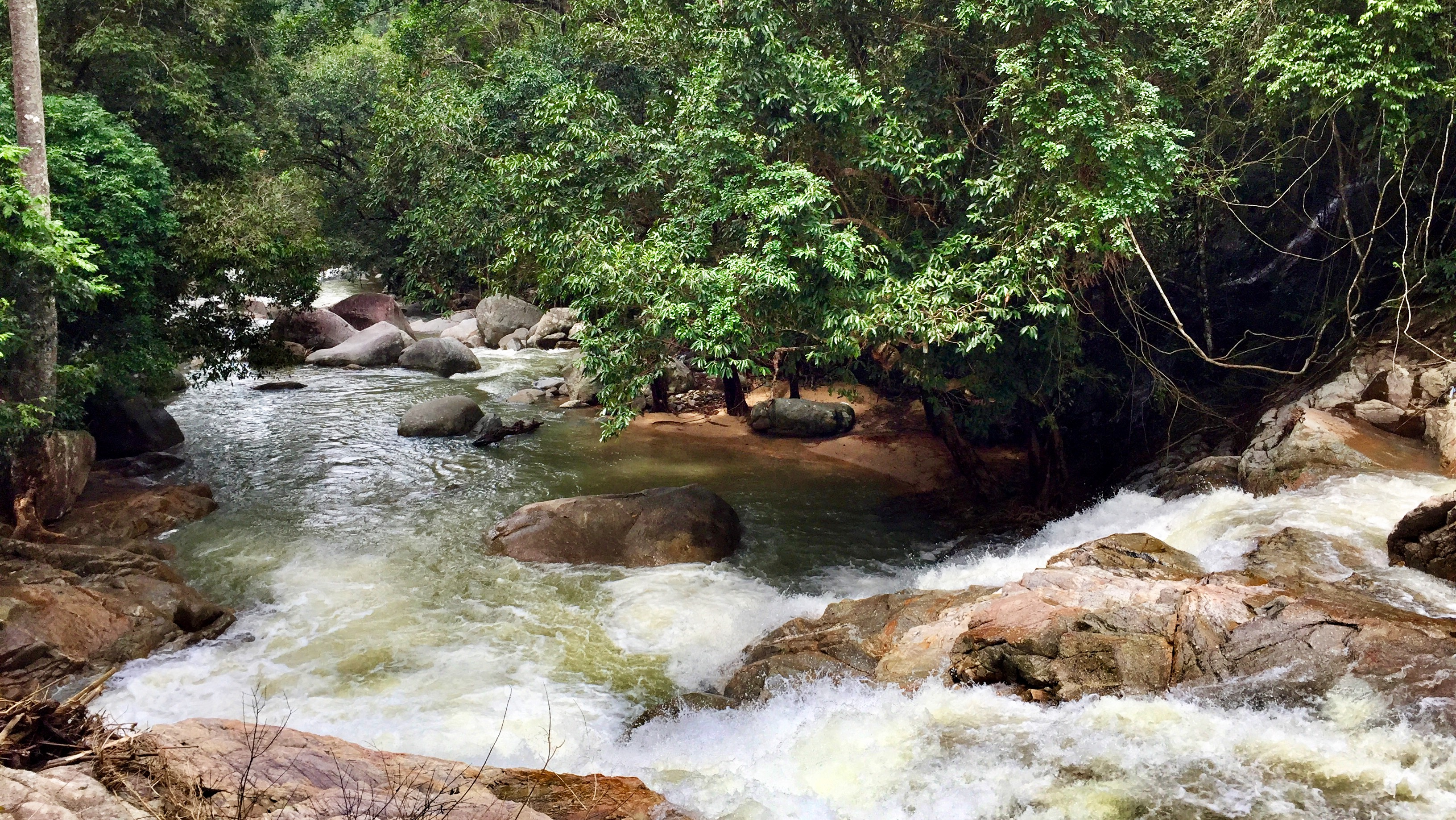 Koh Samui (Again): Our Mini Waterfall Tour